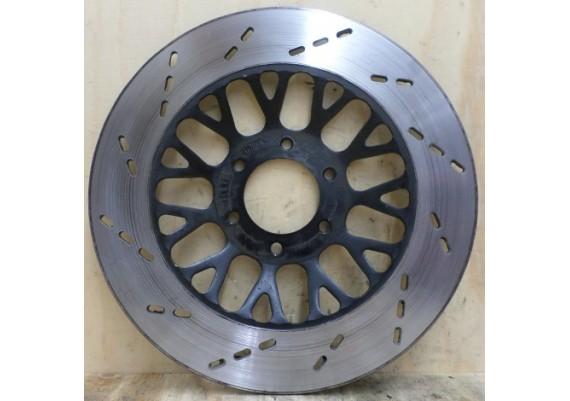 Remschijf links voor origineel (dikte : 5,0 mm.) GS 850 G
