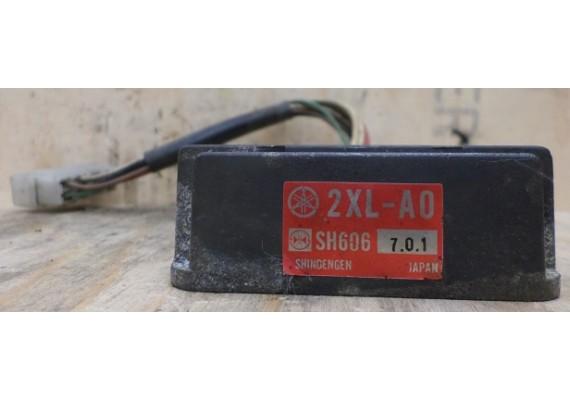 Spanningsregelaar SH606 2XL-A0 FZ 600