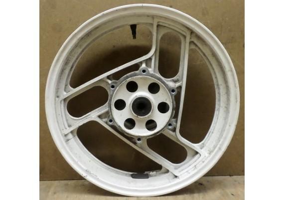 Voorvelg wit J16 x MT2.50 FZ 600