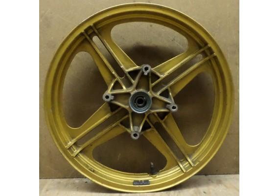 Voorvelg (1) geel/goud J18 x MT2.15 CB 450 S