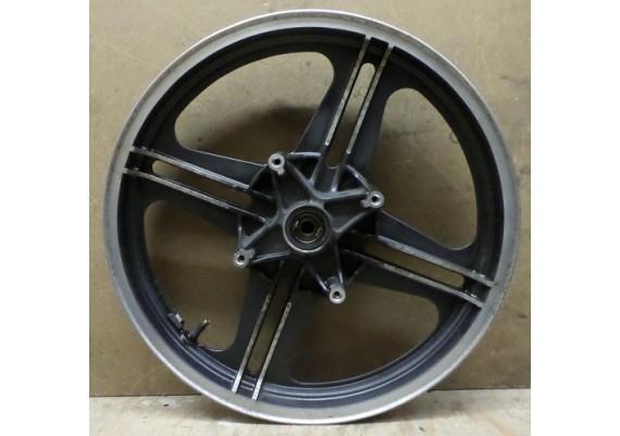 Voorvelg (2) zwart/aluminium J18 x MT2.15 CB 450 S