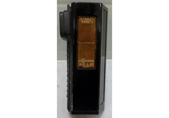 Radiateurkap rechts inclusief reflector en rooster VF 500 C