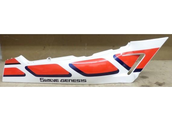 Achterkant / kont rechts rood/wit/blauw 2GH-21721-00 FZR 750