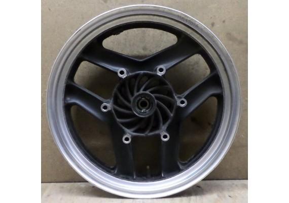 Voorvelg zwart/aluminium J16 x MT2.50 VF 1000 F