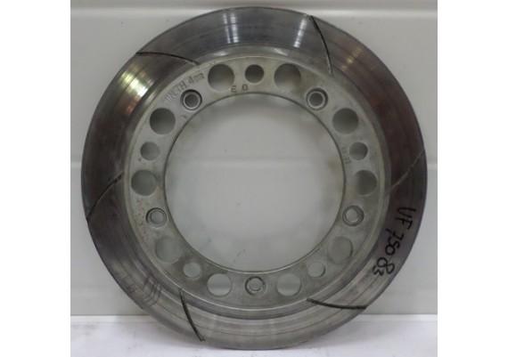 Remschijf links voor origineel (4,8 mm.) VF 750 C