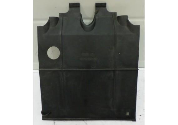 Luchtfilterplaat zwart 4663 1 453 057 K 100 RT