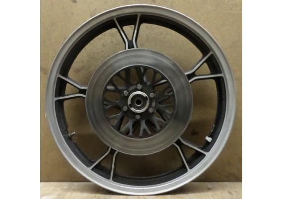 Voorvelg zwart/aluminium (1) J19 x MT1.85 GS 450 L