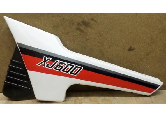 Zijkap links wit/rood/zwart XJ 600
