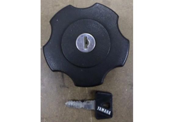 Tankdop met 1 sleutel FJ/XJ 600