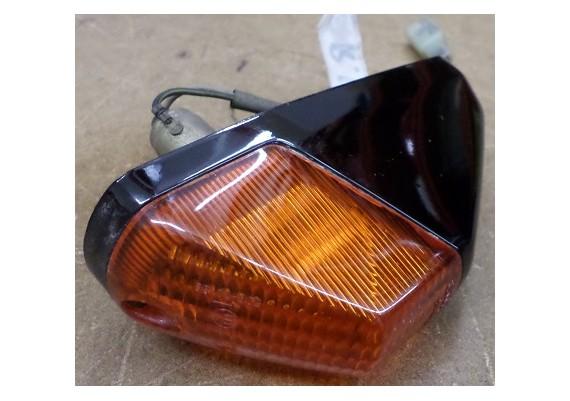 Knipperlicht rechts voor (zwart) GPX 600 R