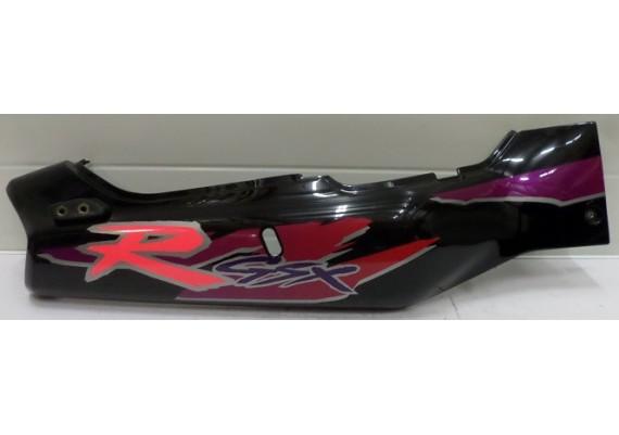Achterkant/kont rechts zwart/paars/rood 47111-46E20 GSXR 1100