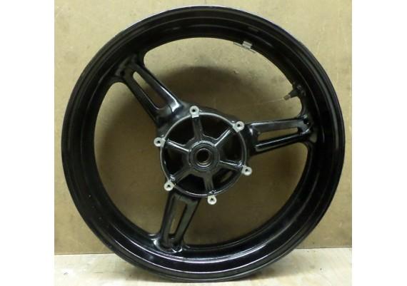Voorvelg zwart (geen ABS) J17 x MT3.50 5JW (F-93) FJR 1300