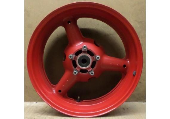 Achtervelg rood (1) J17 x MT5.50 GSXR 1100