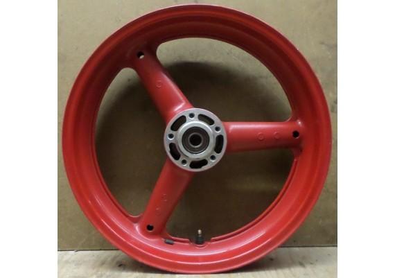 Voorvelg rood (1) J17 x MT3.50 GSXR 1100