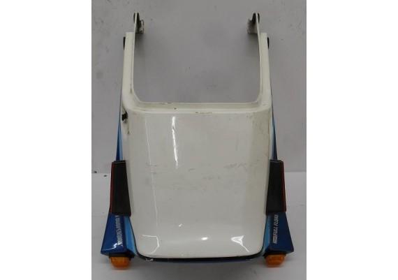 Achterkant/kont wit/blauw GSX 550