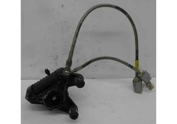 Remklauw links incl. staalomvlochten remleidingen GSX 550