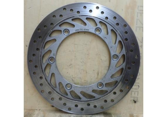 Remschijf voor (4,2 mm.) CB 500 E