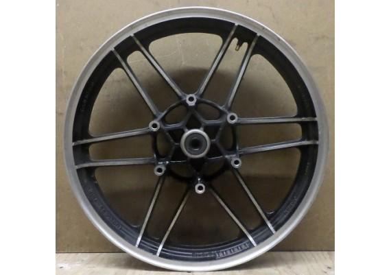 Voorvelg zwart/alu (3) J19 x MT2.15 CB 650 SC