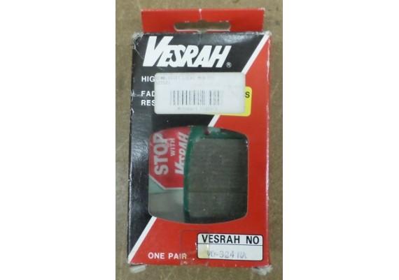 Remblokken Vesrah VD-324 NA