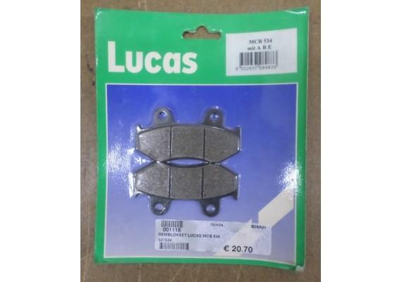 Remblokken Lucas MCB534