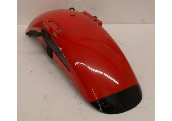 Voorspatbord rood/zwart (2) CBX 750