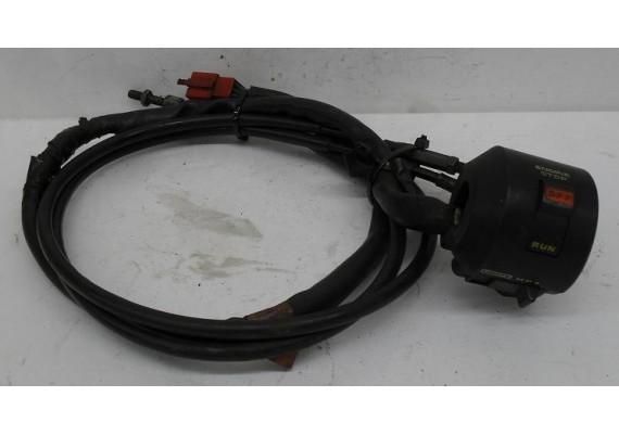 Rechter stuurhelft-unit CBX 750