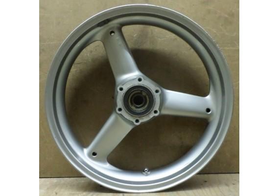 Voorvelg zilver (1) J17 x MT3.50 Sprint RS