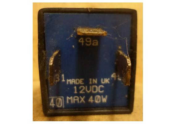 Relais blauw 49a Sprint RS