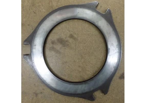 Remschijf voor geventileerd ! origineel (11,15 mm.) VF 400 F