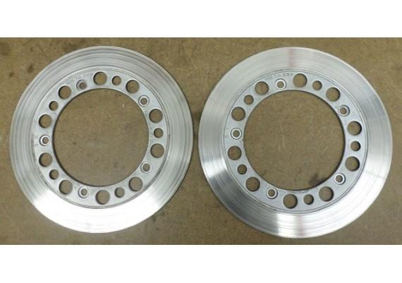 Remschijven voor (set) 4,8-4,9 mm. VT 750 C RC14