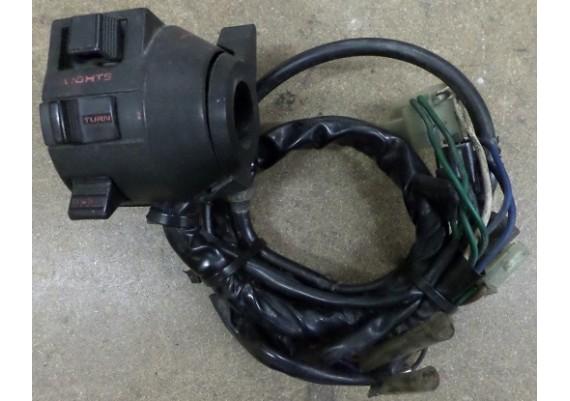 Stuurhelftschakelaar links inclusief choke en kabel VF 400 F