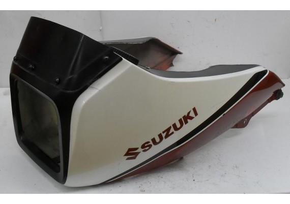 Topkuip rood/wit GSX 750 EF