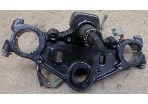 Kroonplaat inclusief contactslot en 1 sleutel VF 400 F