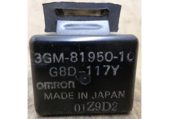 Relais 3GM-81950-10 G8D-117Y FZR 1000