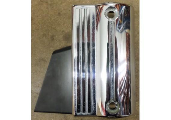 Bobinekap rechts chroom/zwart (1) 1FG-2139W-00 XJ 700 S