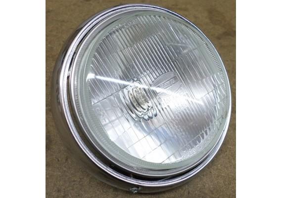 Koplampglas inclusief chromen ring XJ 700 S