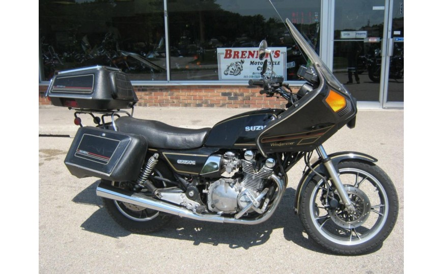 GS 850 G 1979-1988