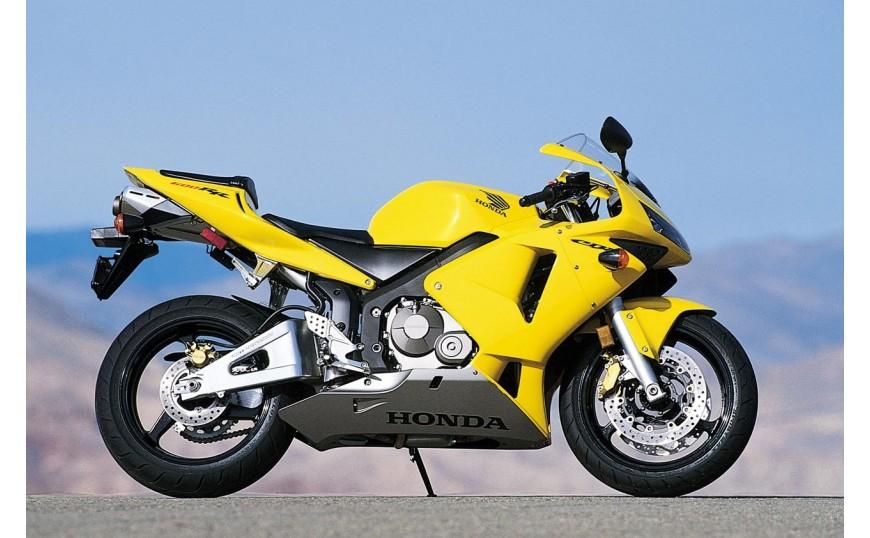 CBR 600 RR 2001-2002