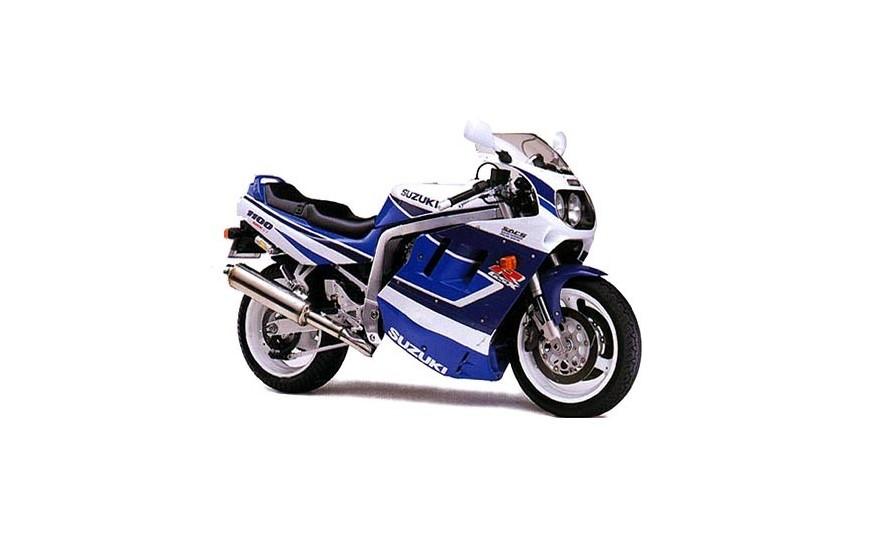 GSX-R 1100 1991-1992
