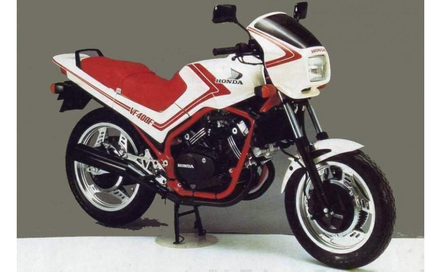 VF 400 F NC13 1982-1986