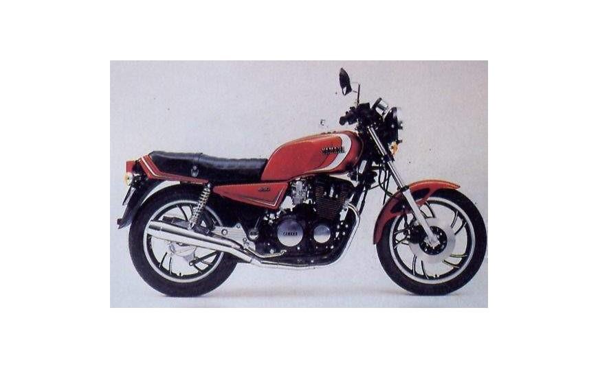 XJ 650 4KO 1981-1984