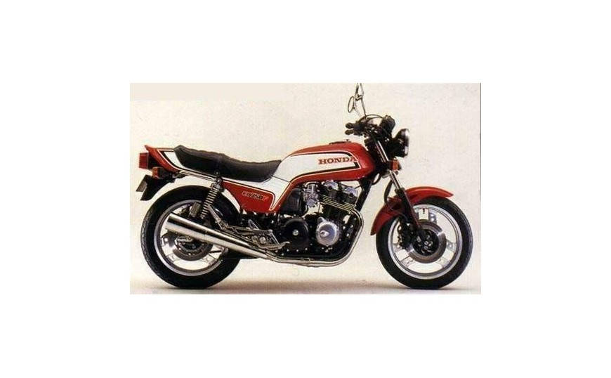 CB 750 F 1979-1982