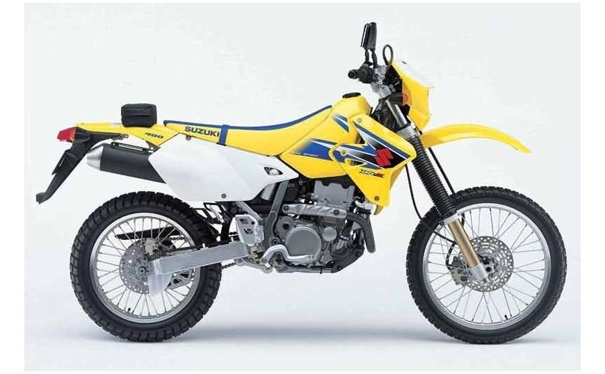 DR-Z 400
