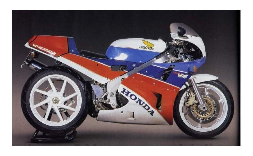 VFR 750 R RC30 1988-1990