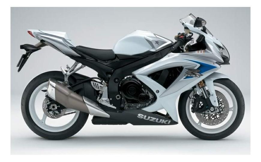 GSX-R 600 2008-2010