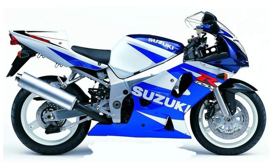GSX-R 600 2001-2003