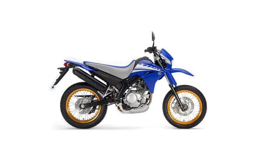 XT 125 X 2009-2012