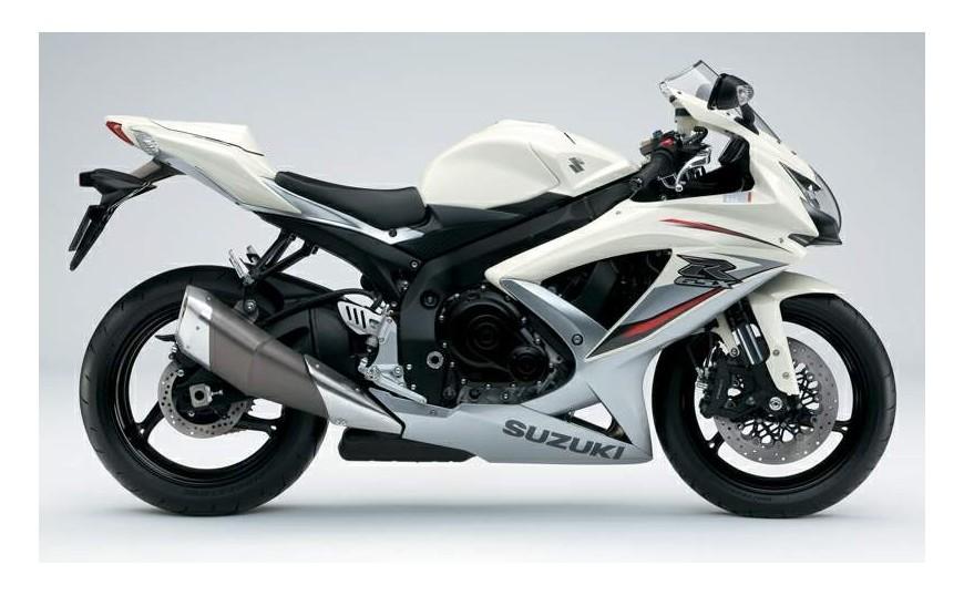 GSX-R 750 2008-2010