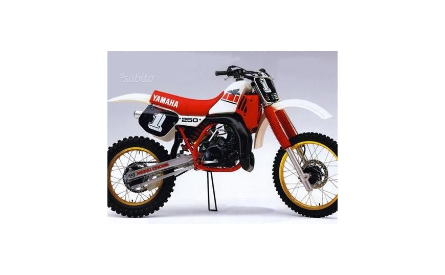 YZ 250 N/L 1984-1985