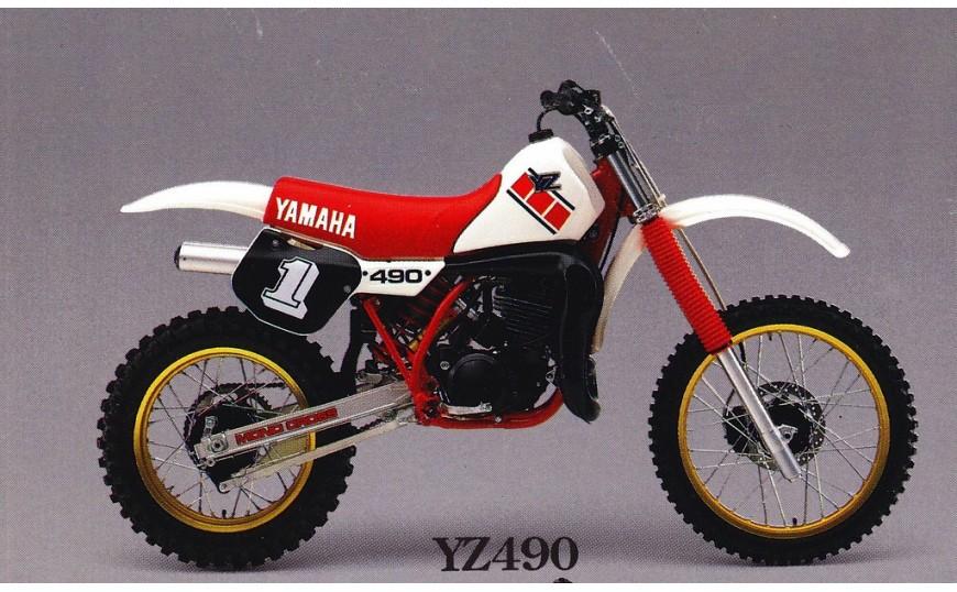 YZ 490 N 1985